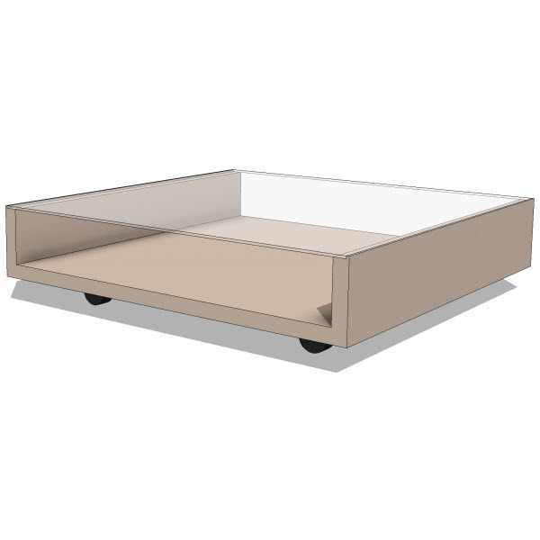 Bensen U Trek Coffee Table