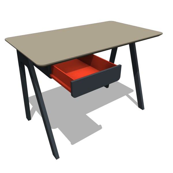 Blu Dot Revit Families Modern Furniture Models The Collection