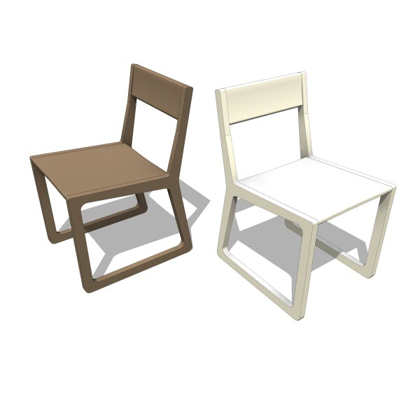 Double Butter Roadrunner Chair - Wood [10357] - $2 00 : Revit