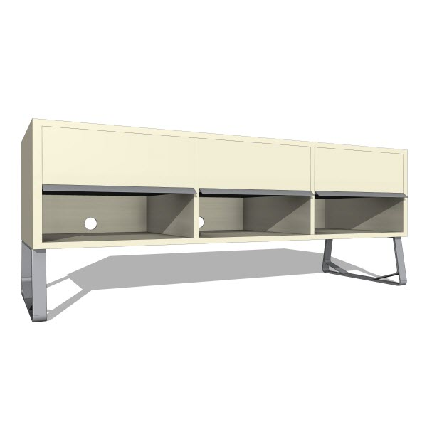 Double Butter Sheep Credenza