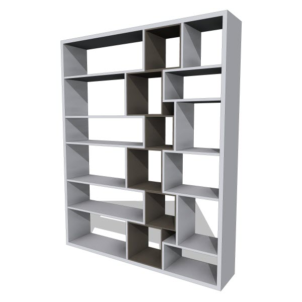 Decortie Roscoe Bookcase