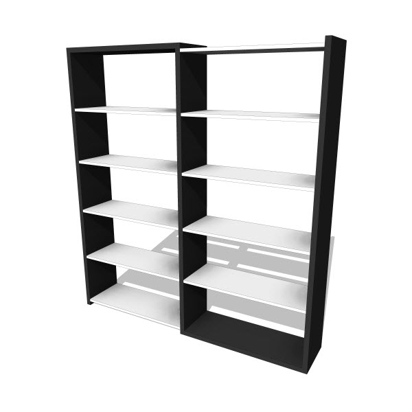 Decortie Tesse Bookcase