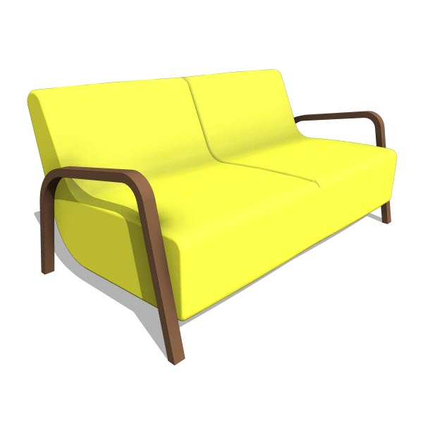 David Rasumussen Curva Sofa
