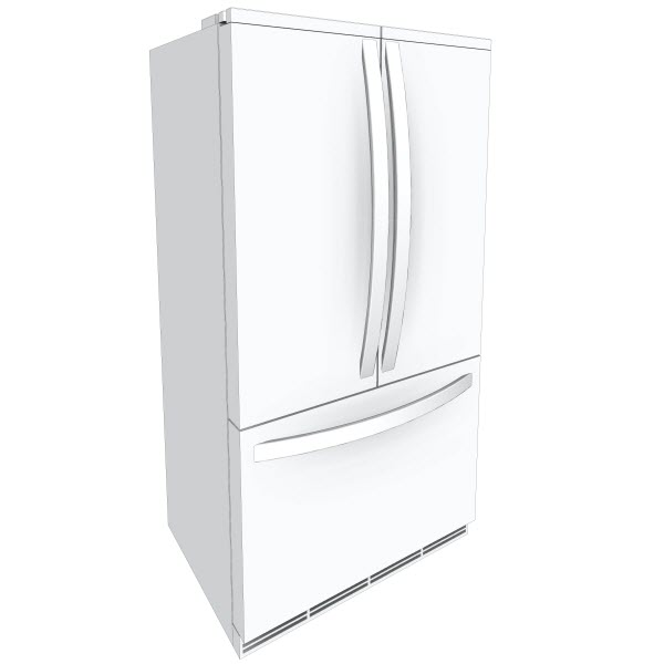 Designer Series French Door Refrigerator