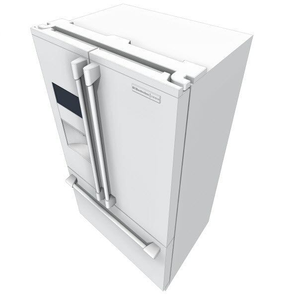 Professional Series French Door Refrigerator