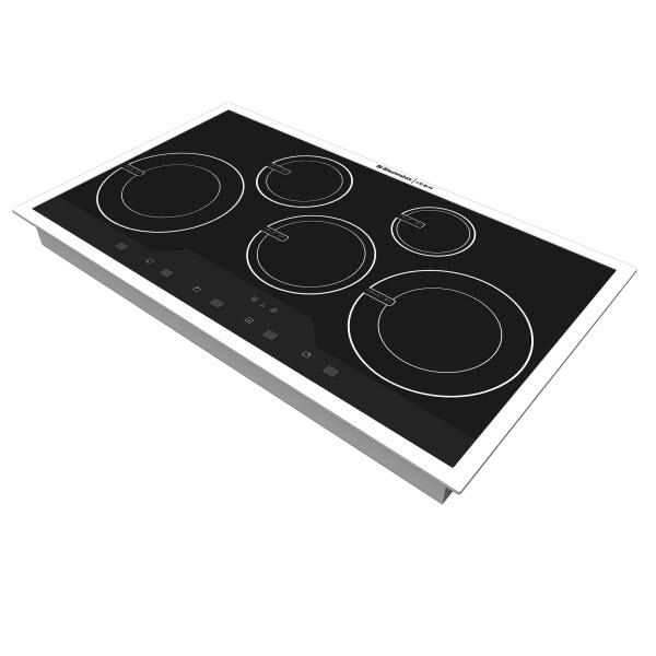 "Designer Series Induction 36"" Cooktop"