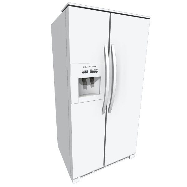 Designer Series Side-by-Side Refrigerator