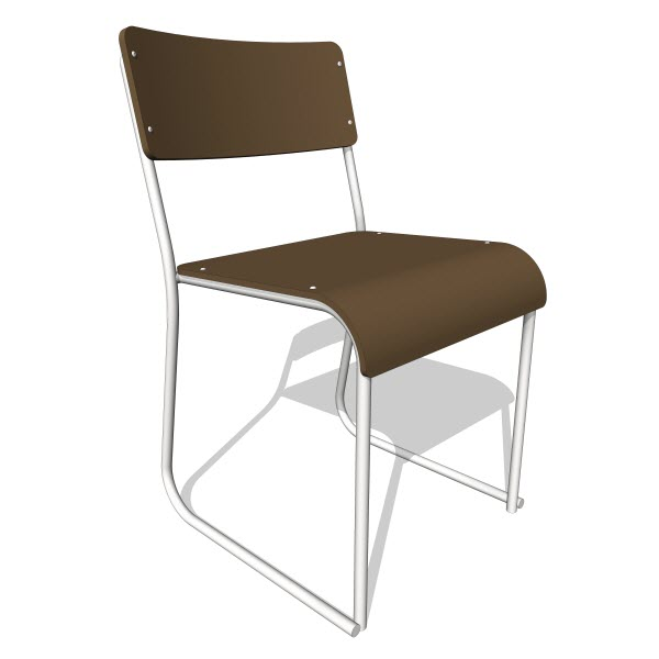 Gus Modern Church Chair
