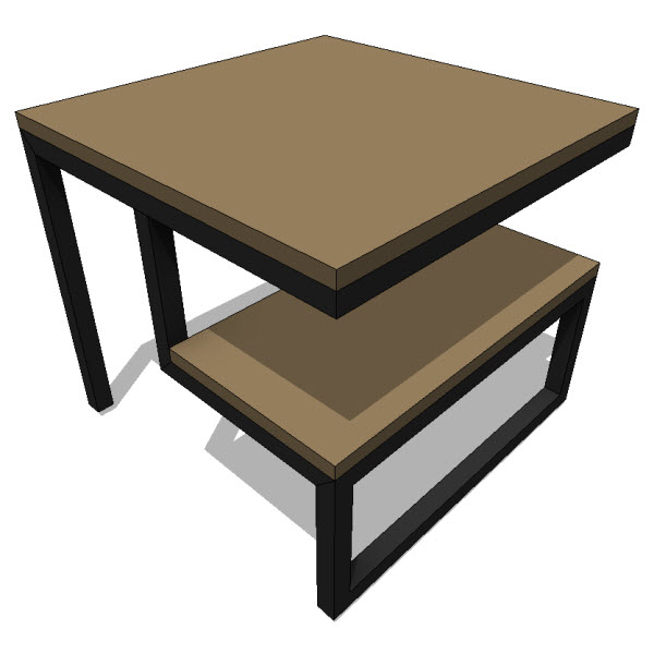 Gus Modern Ossington Coffee & End Table