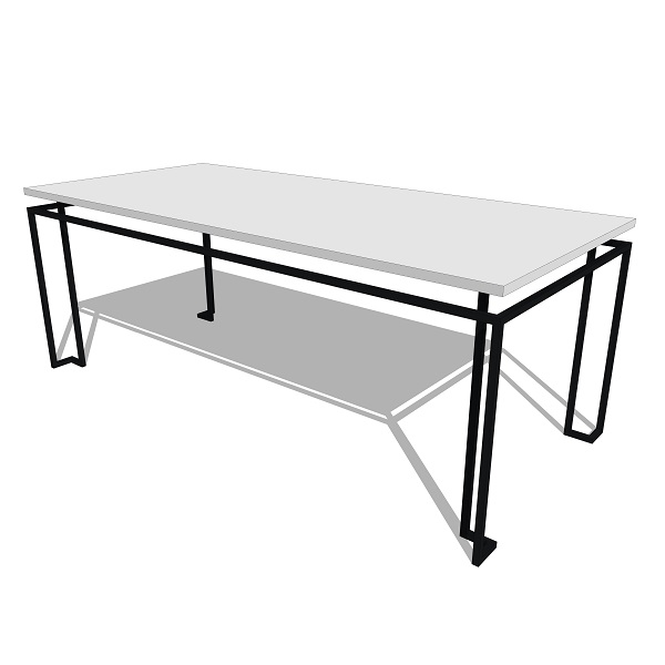 GREY Line Table