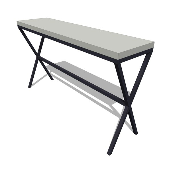 James De Wulf Xavier Console Table