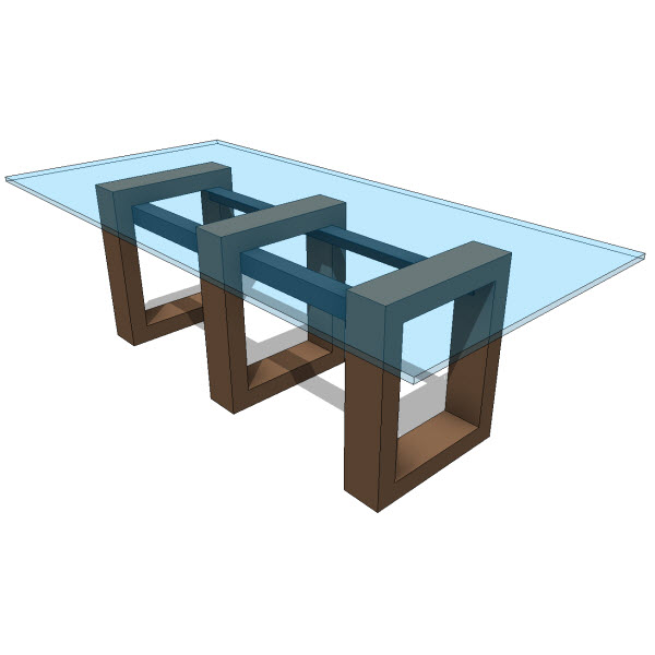 JH2 Ara Dining Table