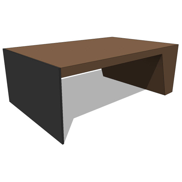 JH2 Ariel Coffee Table