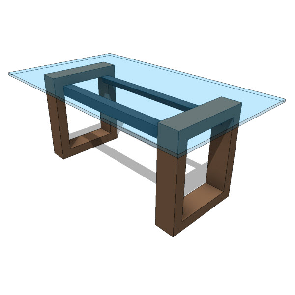 JH2 Cassiopeia Dining Table