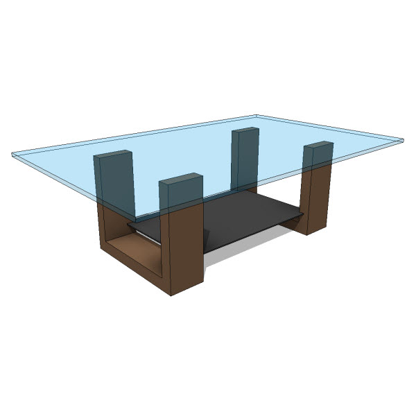 Jh2 elera coffee table 10112 revit families for Outdoor furniture revit
