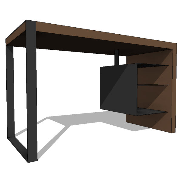 3d curved desk reception model curved reception desk by hogmodo