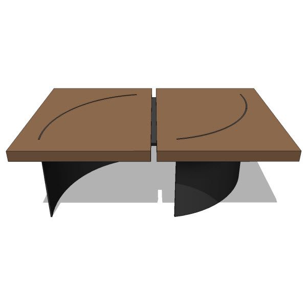 JH2 Hyperion Coffee Table