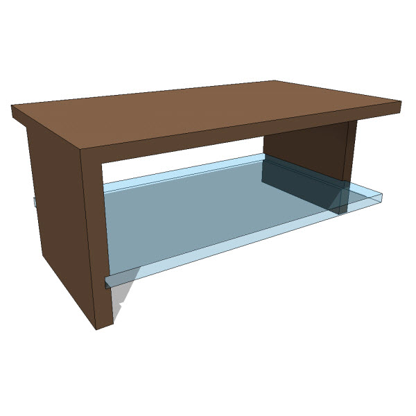 JH2 Janus Coffee Table
