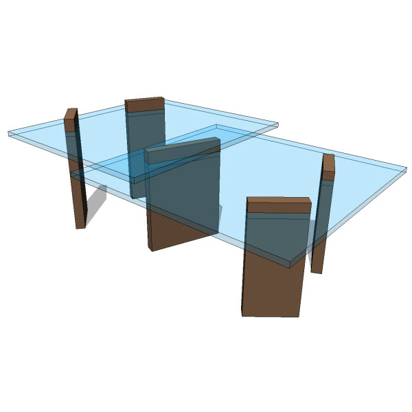 JH2 Puck Coffee Table