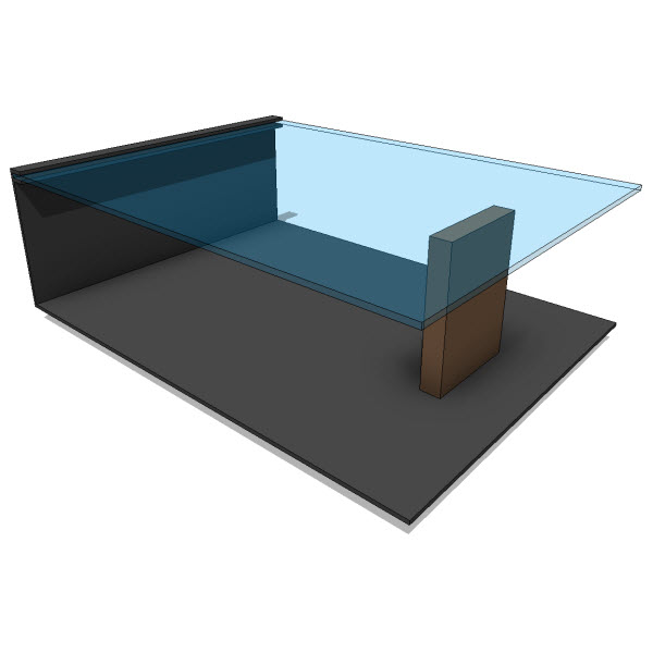 JH2 Rigel Coffee Table