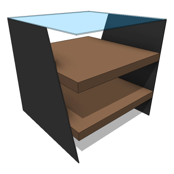 JH2 Telesto Side Table