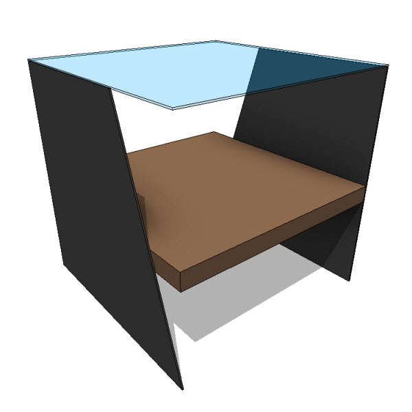 JH2 Thebe Side Table