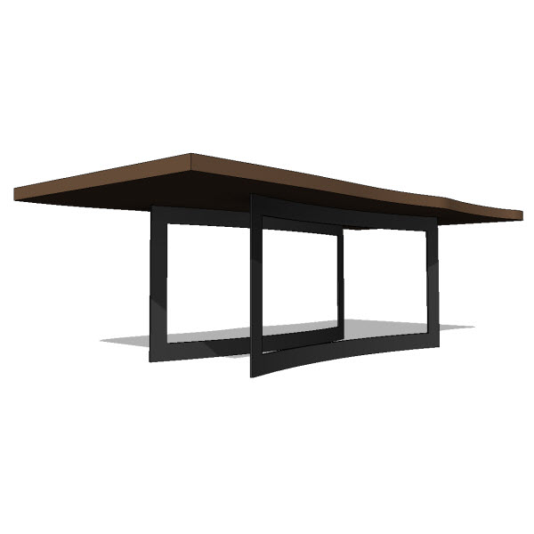Jh ursa dining table  revit families