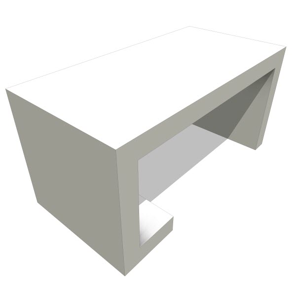 Kagu Fir Box Stool