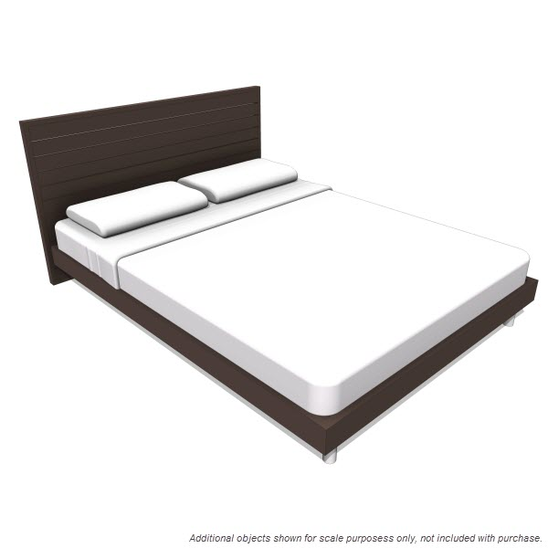 Kagu Slat Bed