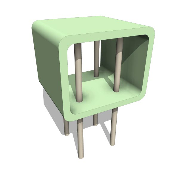 Leitmotiv Open Minded Side Table