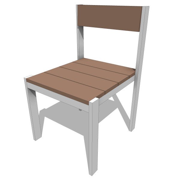 Luma Collection Chair [10184] - $2 00 : Revit families, Modern Revit