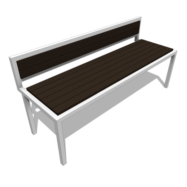 Modern Outdoor Benches 28 Images Barkman Concrete Black Locust Site Furnishing Modern