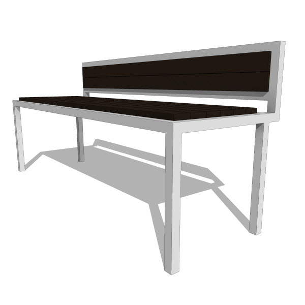Talt Collection Bench