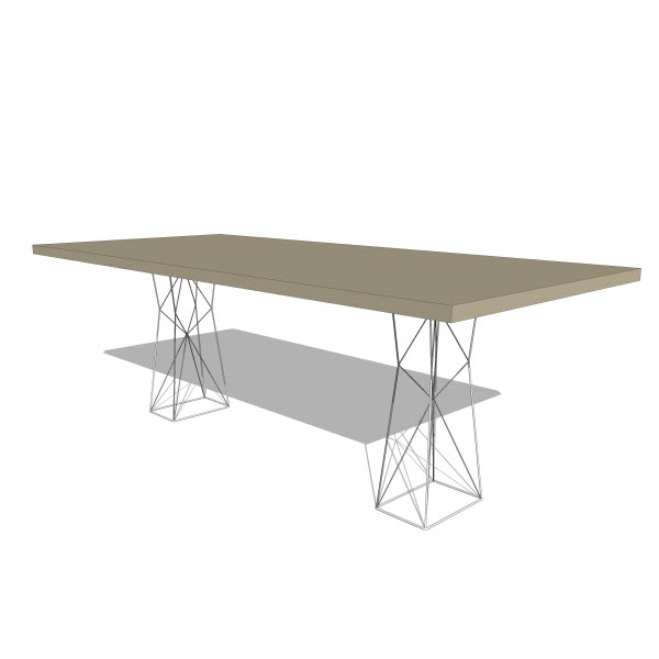 Modloft Curzon Dining Table