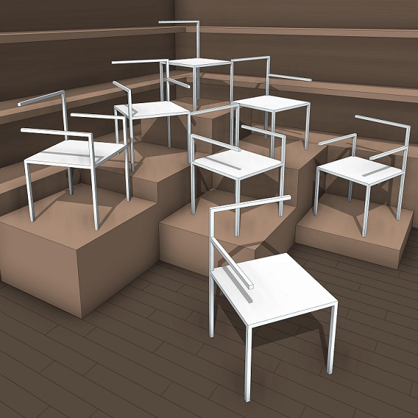 Nobody co missing chair 10312 revit for Outdoor furniture revit