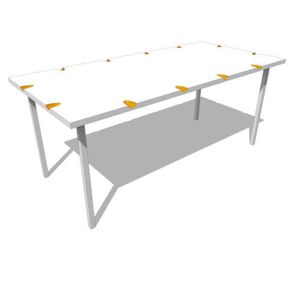 Nobody & Co. Comfort Dining Table