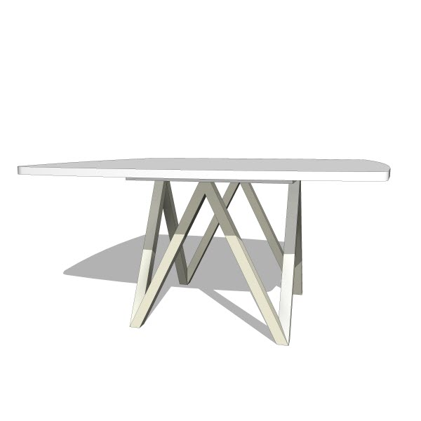 Quattria Pili Dining Table