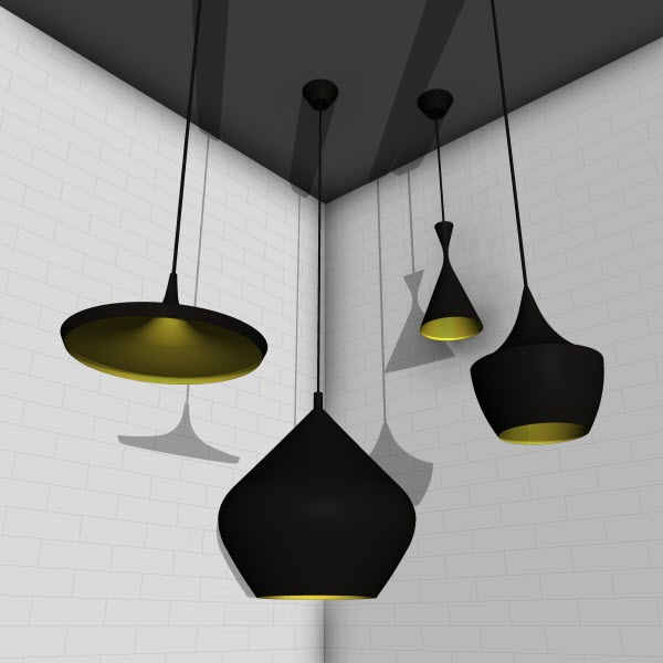 Tom dixon beat lights 10444 500 revit families modern revit tom dixon beat lights aloadofball Images