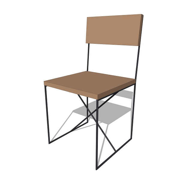Treeline X-Frame Chair