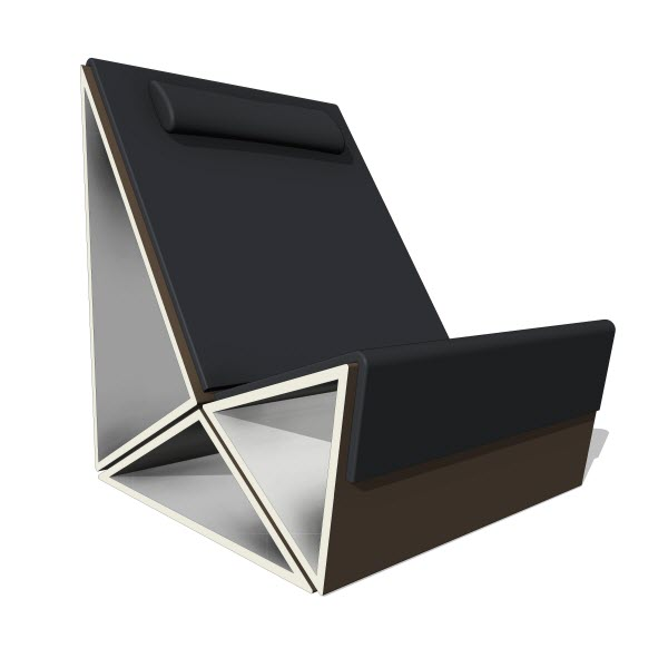 Tcherassi Vilato Tryangle Chair