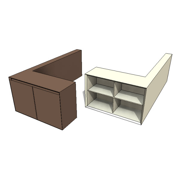 WETSTYLE M Collection Storage for Cube