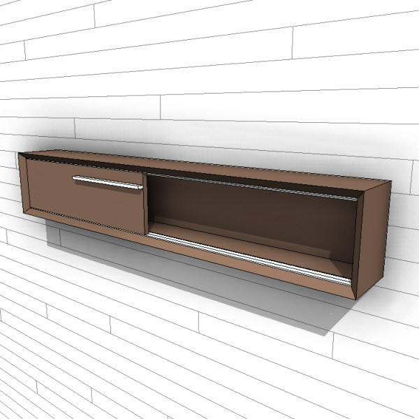 WETSTYLE M Collection Storage Cabinet